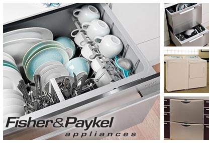 Appliance Master provides Fisher & Paykel appliance repair services.