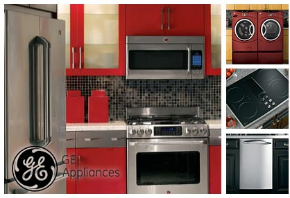 Appliance Master Provides General Electric (GE) Appliance Repair Services.