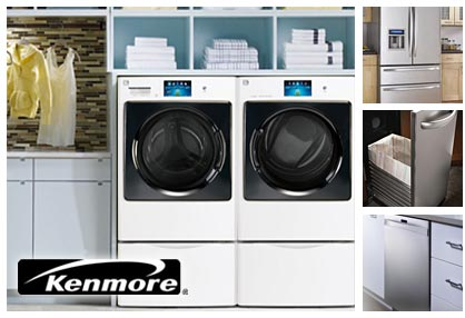 Appliance Master provides Sears/Kenmore appliance repair services.