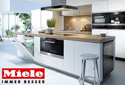 Miele dishwasher, washer and dryer Factory Authorized repair