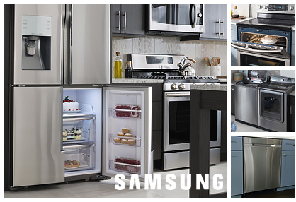 Appliance Master provides Samsung appliance repair services.
