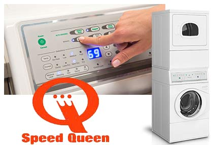 Appliance Master provides Speed Queen repair services.