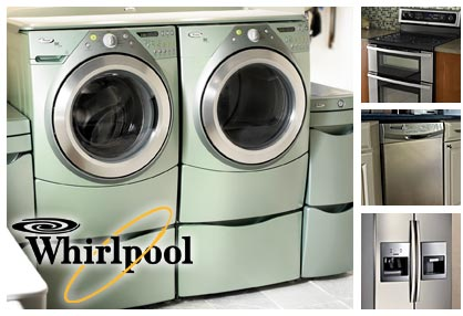 Appliance Master provides Whirlpool appliance repair services.