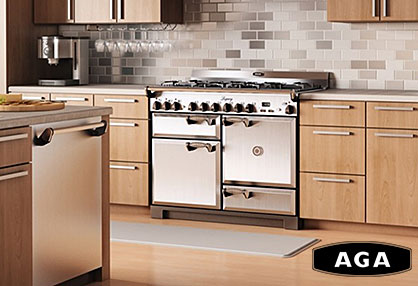 Appliance Master provides AGA Range repair services.