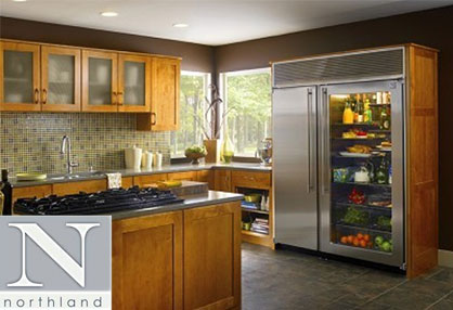 Appliance Master provides Northland Refrigerator and Freezer Range repair services.