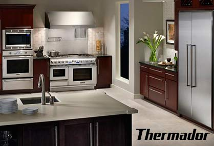 Appliance Master provides Thermador appliance repair services.